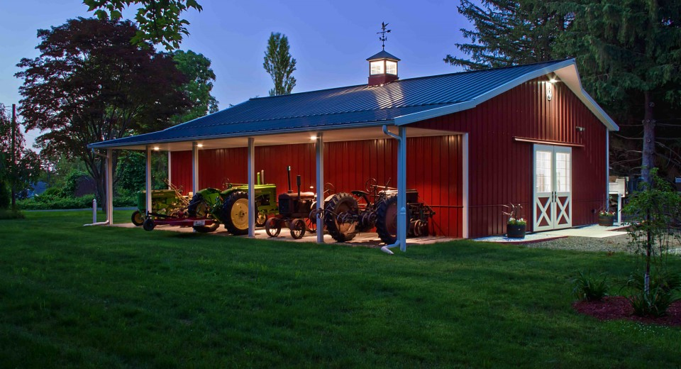 California Pole Barn Kits - American Pole Barn Kits